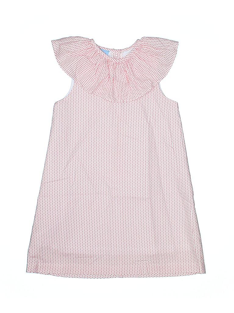 Bella Bliss 100 Cotton Print Pink Dress Size 5 74 Off Thredup