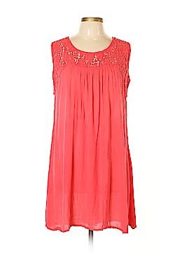 Indian Tropical Fashion Casual Dress Size Lg - XL