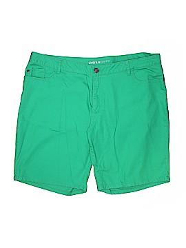 Avenue Denim Shorts Size 22 (Plus)