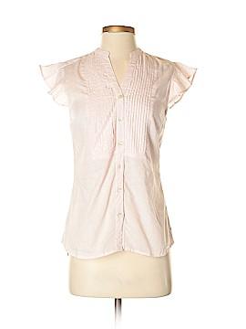 U.S. Polo Assn. Sleeveless Button-Down Shirt Size S