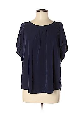 Anthropologie Short Sleeve Blouse Size 8