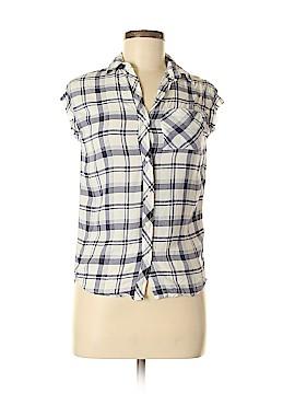 PPLA Clothing Short Sleeve Blouse Size XS