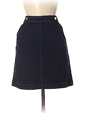Ann Taylor LOFT Outlet Denim Skirt Size 10