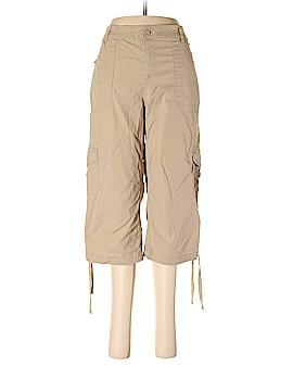St. John's Bay Cargo Pants Size 10
