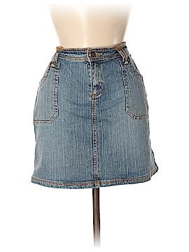 Daisy Fuentes Denim Skirt Size 10