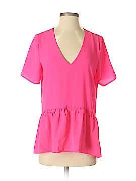 Caramela Short Sleeve Blouse Size M