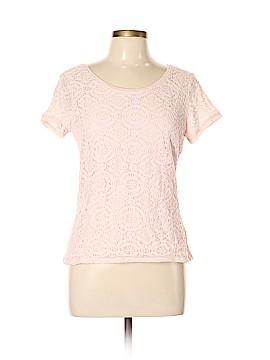 Verve Ami Short Sleeve Blouse Size L