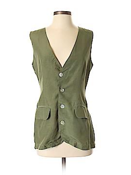 Olive Vest Size S