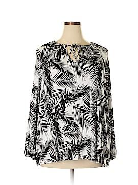 Jessica London Long Sleeve Top Size 20 (Plus)