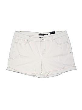 Attention Denim Shorts Size 18 (Plus)