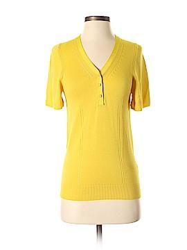Lela Rose Silk Pullover Sweater Size S