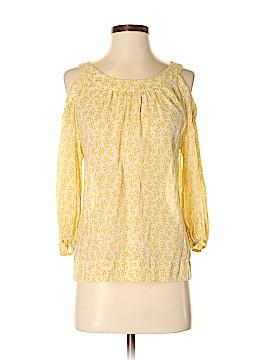 Meadow Rue 3/4 Sleeve Blouse Size 0