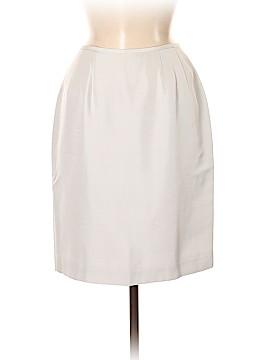 Tahari Silk Skirt Size 6