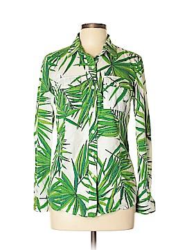 MICHAEL Michael Kors Long Sleeve Button-Down Shirt Size 10