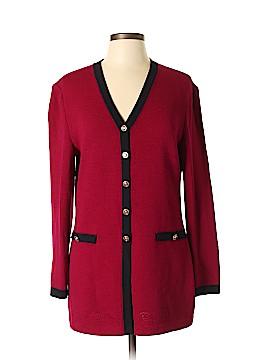 St. John Wool Cardigan Size 10
