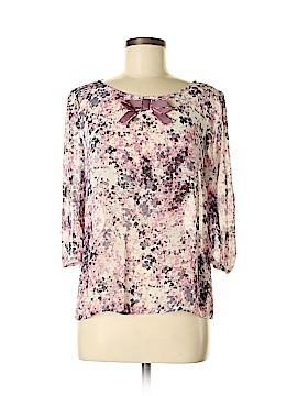 Lauren Conrad 3/4 Sleeve Blouse Size M