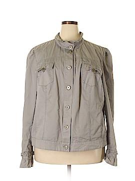 INC International Concepts Jacket Size 3X (Plus)