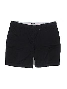 Lands' End Khaki Shorts Size 20W (Plus)