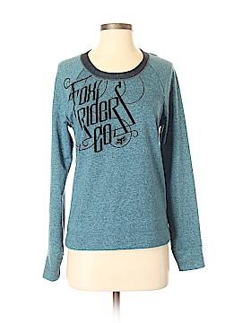 Fox Sweatshirt Size S