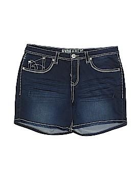 Hydraulic Denim Shorts Size 14