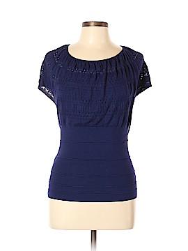 Cache Short Sleeve Top Size XL