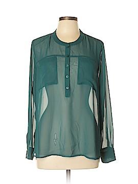 Covington Long Sleeve Blouse Size XL (Petite)