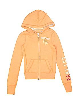 Abercrombie Zip Up Hoodie Size S (Kids)