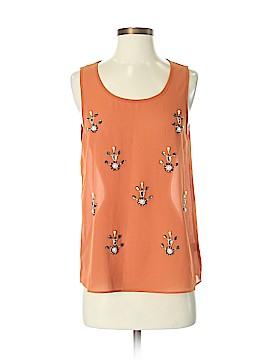 I. Madeline Sleeveless Blouse Size XS