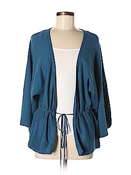 Bobi Silk Cardigan Size M