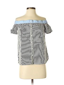 Bailey 44 Short Sleeve Button-Down Shirt Size 4