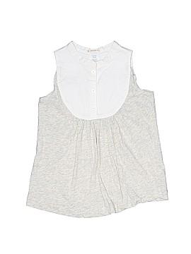 Crewcuts Sleeveless Button-Down Shirt Size 4 - 5