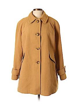 London Fog Wool Coat Size XL (Petite)