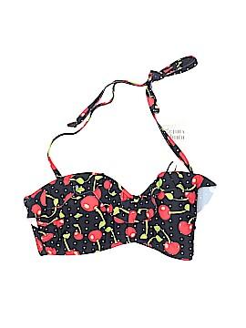 Unique Vintage Swimsuit Top Size M