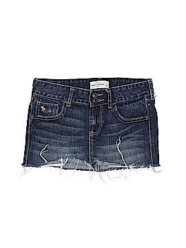 Abercrombie & Fitch Denim Skirt Size 12