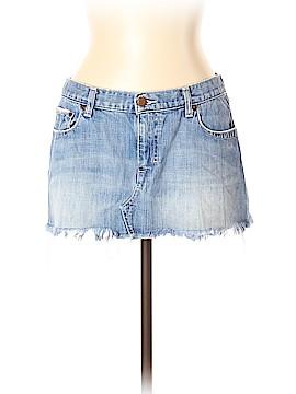 Abercrombie & Fitch Denim Skirt Size 10