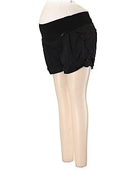 Oh Baby By Motherhood Khaki Shorts Size L (Maternity)