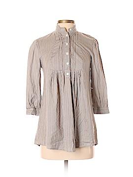 Kimchi Blue 3/4 Sleeve Button-Down Shirt Size XS