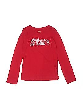 Faded Glory Long Sleeve T-Shirt Size 7 - 8