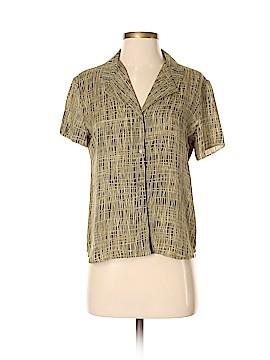 Jones New York Short Sleeve Blouse Size 4