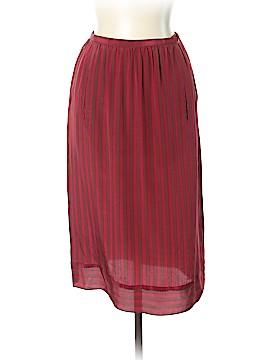 Calvin Klein Silk Skirt Size 12