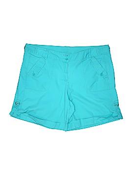 Venezia Khaki Shorts Size 20 (Plus)
