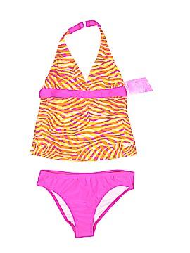 Speedo Two Piece Swimsuit Size 14