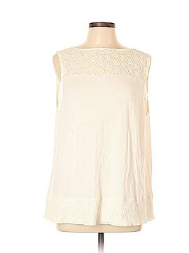 Garnet Hill Sleeveless Top Size XL