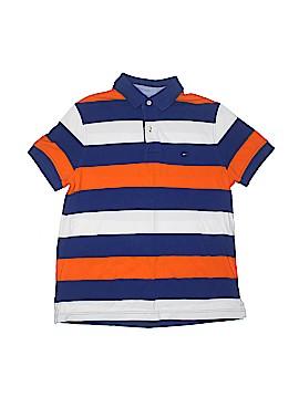 Tommy Hilfiger Short Sleeve Polo Size S (Kids)