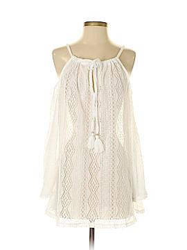 Francesca's 3/4 Sleeve Blouse Size S