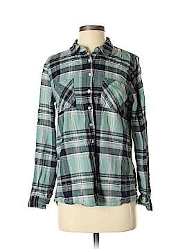 Stitch Fix Long Sleeve Button-Down Shirt Size S