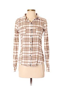 BKE Long Sleeve Button-Down Shirt Size XS