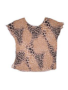 Quintessential Short Sleeve Blouse Size M