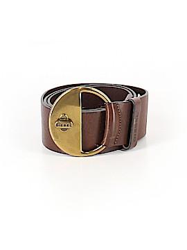 Diesel Leather Belt Size 4