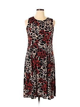 Julian Taylor Casual Dress Size 16 (Petite)